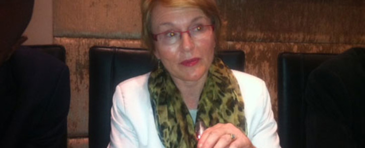 """Helen Zille. Picture: Catherine Rice/EWN"