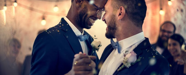 FILE: Same-sex couples can already register a civil partnership, with around 700 such partnerships established each year. Picture: 123rf.com
