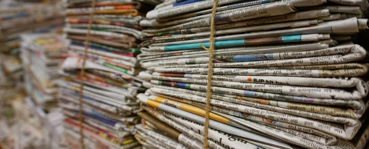 On 19 October 1977, the apartheid government banned several media, including newspapers. Picture: Supplied.