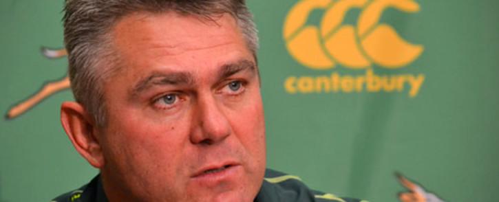 FILE: Springbok coach Heyneke Meyer. Picture: Aletta Gardner/EWN.