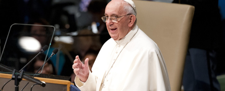 Pope Francis. Picture: United Nations Photo.