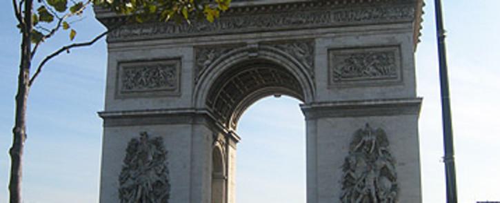 Champs-Elysees in Paris. Picture: Sheldon Morais/EWN