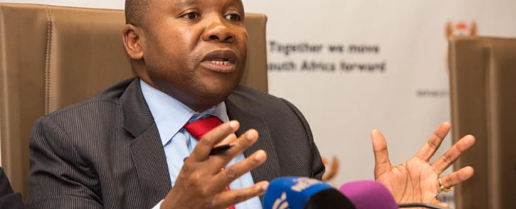 FILE: Former cabinet minister Des van Rooyen. Picture: GCIS
