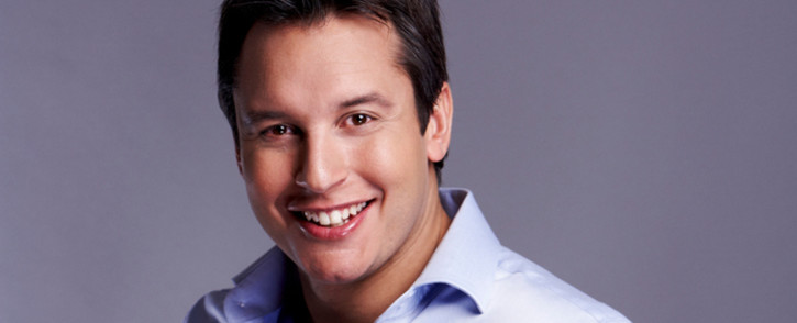 Derek Alberts is an EWN Sport news anchor. Picture: EWN.