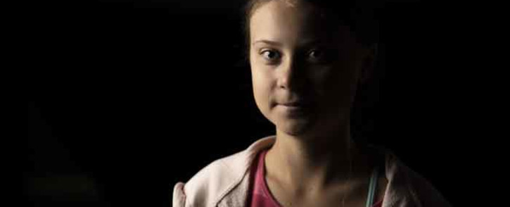 FILE: Teen activist Greta Thunberg poses for a picture after an interview ahead of the Global Climate Strike march on 20 September 2019 in New York City. Picture: AFP.