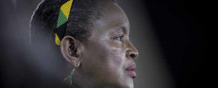 FILE: Social Development Minister Bathabile Dlamini. Picture: Thomas Holder/EWN.