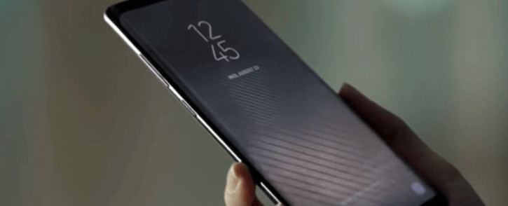 A screengrab shows the Samsung Galaxy Note 8. Picture: Samsung Mobile/youtube.com