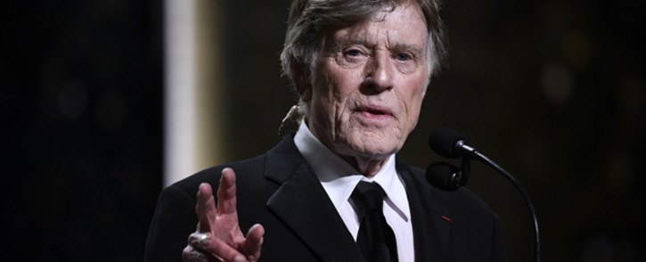 US actor and director Robert Redford in February 2019. Picture: AFP.