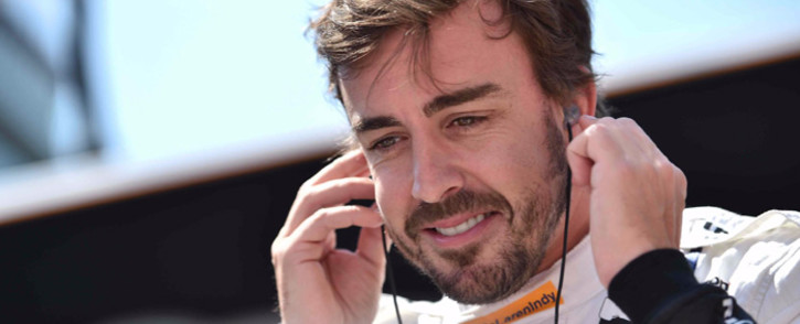 FILE: Fernando Alonso. Picture: Twitter/@IndyCar