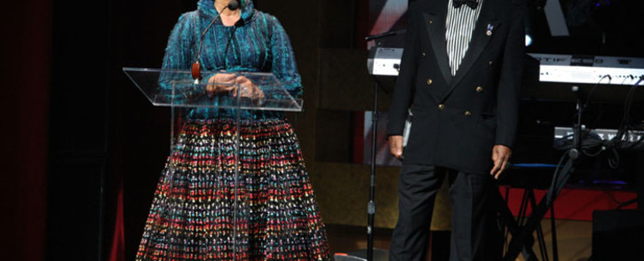 FILE: Bill Cosby and his wife Camille Cosby. Picture: AFP