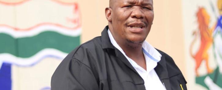 Msunduzi Mayor Mzimkhulu Thebolla. Picture: @MsunduziMunicipalityMarketing/Facebook
