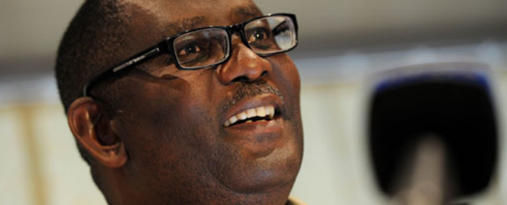 Congress of South African Trade Union (Cosatu) General-Secretary Zwelinzima Vavi. Picture: Eyewitness News.