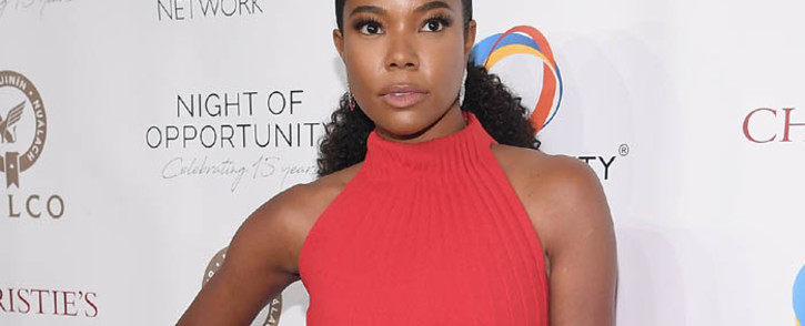 Gabrielle Union in New York City in April 2018. Picture: AFP