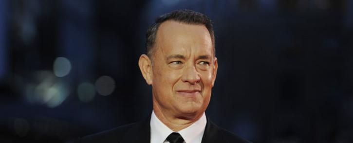 US actor Tom Hanks. Picture: EPA.