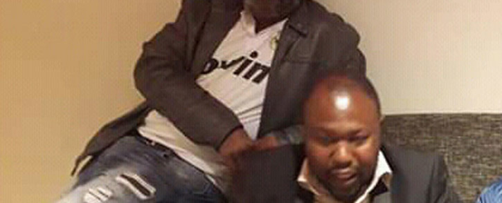 Madoda Makhanyela (left) and Thabiso Zulu (right). Picture: Supplied