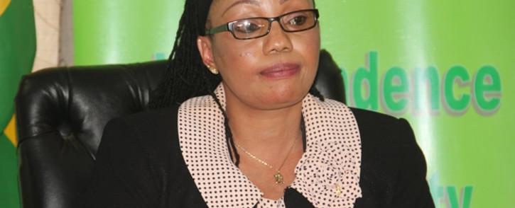Zimbabwe Electoral Commission chairperson Priscilla Chigumba. Picture: @ZECzim/Twitter