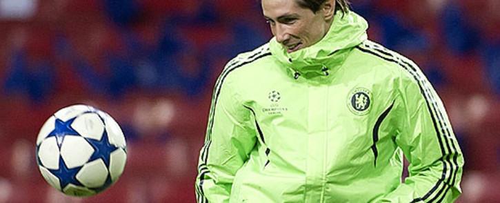 Fernando Torres. Picture: AFP