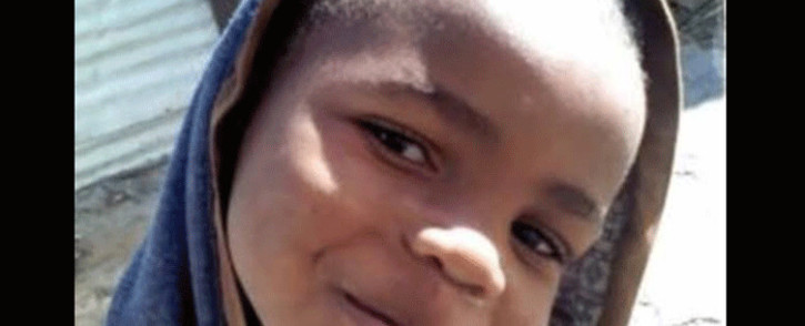 FILE: 3-year-old Anothando Mhlobo. Picture: Supplied.