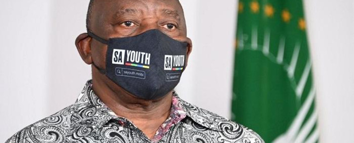 President Cyril Ramaphosa speaks at 2021 Youth day commemorations in Pietermaritzburg on 16 June 2021. Picture: GCIS