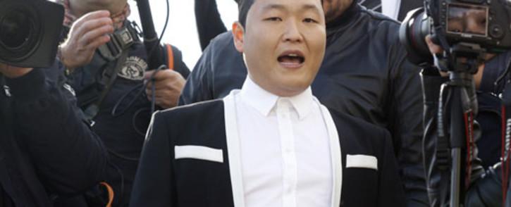 South Korean rapper Park Jae-Sang also known as Psy. Picture: AFP