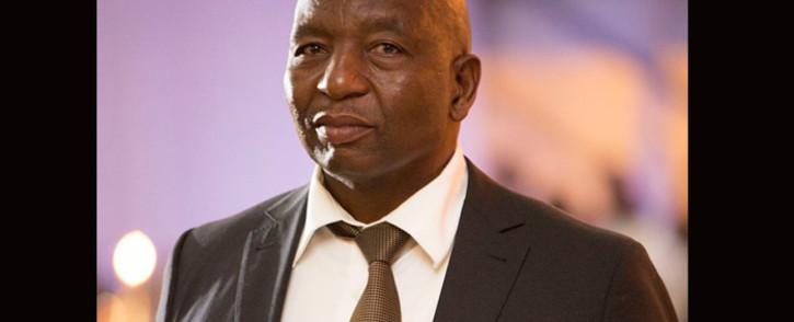 Lesotho businessman Sam Matekane. Picture: Matekane Group/Facebook.