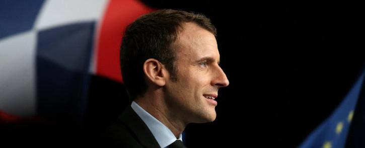 FILE: French President Emmanuel Macron.  Picture: AFP.