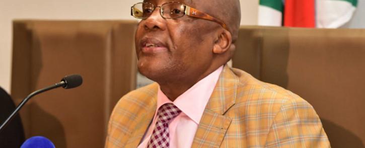 FILE: Minister of Health Dr Aaron Motsoaledi. Picture: GCIS.