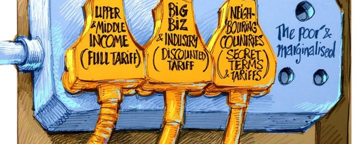 Eskom's Shocking Tariffs...