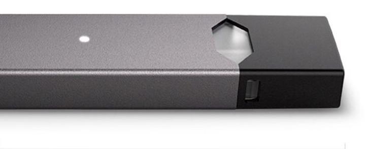 A JUUL vaporiser device. Picture: www.juul.com