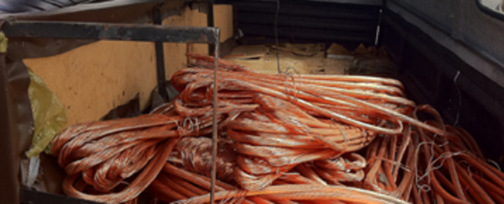 FILE: Cable theft is the suspected cause of widespread water cuts in Gauteng in September. Picture: EWN.