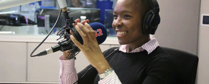 FILE: Basani Maluleke has stepped from her position as African Bank CEO. Picture: Radio 702.