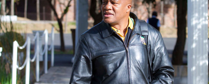 The ANC's Jackson Mthembu. Picture: Facebook.com