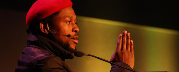 FILE: The EFF National Spokesperson Mbuyiseni Ndlozi. Picture: Bertram Malgas/EWN
