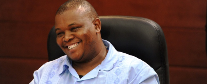 Gauteng MEC for Cooperative Governance, Traditional Affairs and Human Settlements Jacob Mamabolo. Picture: Sapa.