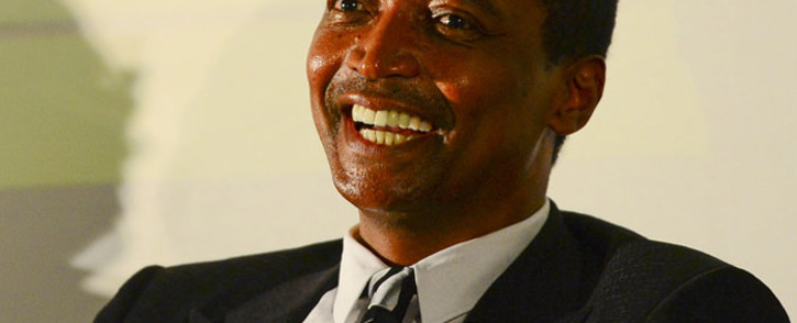 South African businessman Patrice Motsepe. Picture: The Motsepe Foundation.