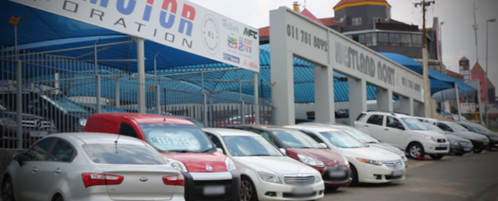 What to look out for when buying a second hand car.Picture: Kgothatso Mogale/EWN