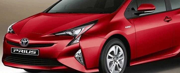 A Toyota Prius. Picture: toyota.co.za