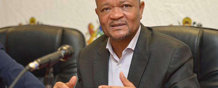 FILE:  Public Service and Administration Minister Senzo Mchunu. Picture: Facebook.