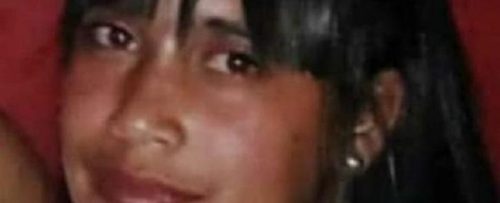 Murdered Lauren Dryden. Picture: Angus McKenzie/Facebook.