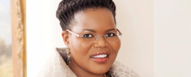 National Empowerment Fund boss Philisiwe Mthethwa. Picture: NEF.
