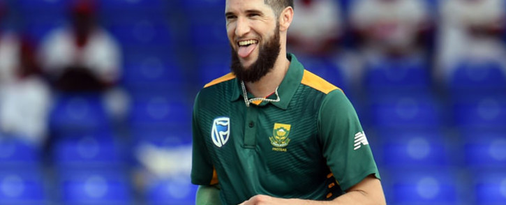 FILE: South African fast bowler Wayne Parnell. Picture: AFP