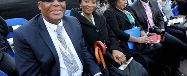 FILE: Aaron Motsoaledi was admitted to the hospital on Sunday after being diagnosed with pneumonia. Picture: GCIS.