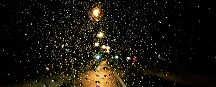 FILE: Wet and dark conditions. Picture: Katharyn Williams-Jaftha/EWN