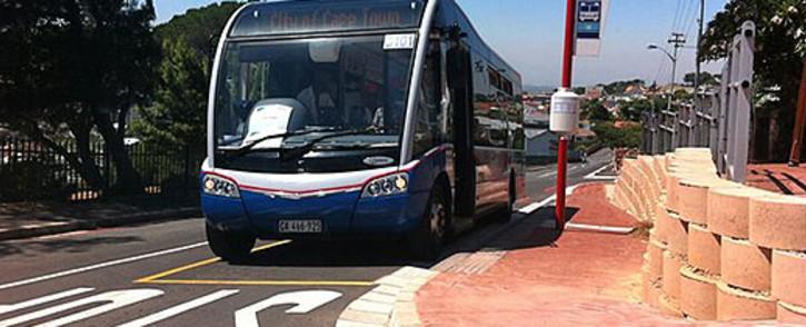 A MyCiTi bus. Picture: EWN.