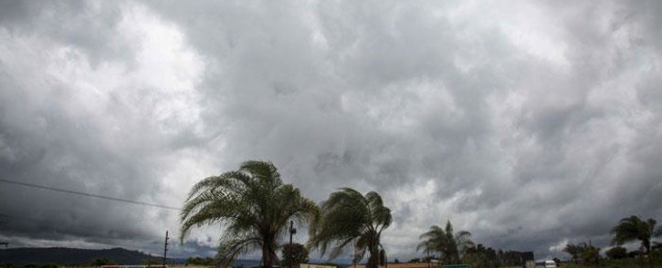 FILE: Moderate winds and looming storm clouds haven't deterred anyone living in the Vhembe area in northern Limpopo from going about their daily lives. Picture: Thomas Holder/EWN.