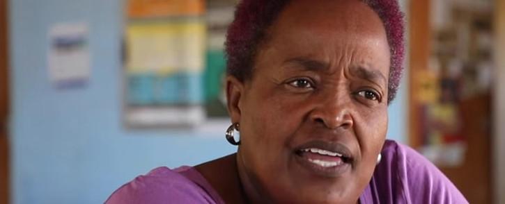 Gladys Mokolo. Picture: EWN.