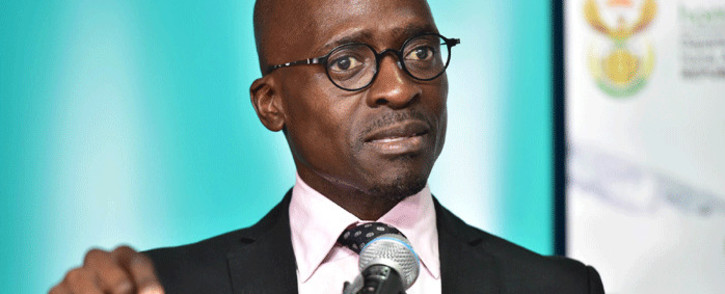 FILE: Former Cabinet Minister Malusi Gigaba. Picture: GCIS