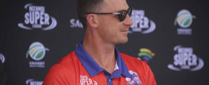 FILE: Cape Town Blitz captain Dale Steyn. Picture: Cindy Archillies/EWN.