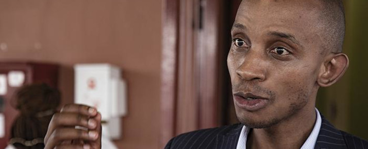 The South African Human Rights Commission's Buang Jones. Picture Sethembiso Zulu/Eyewitness News