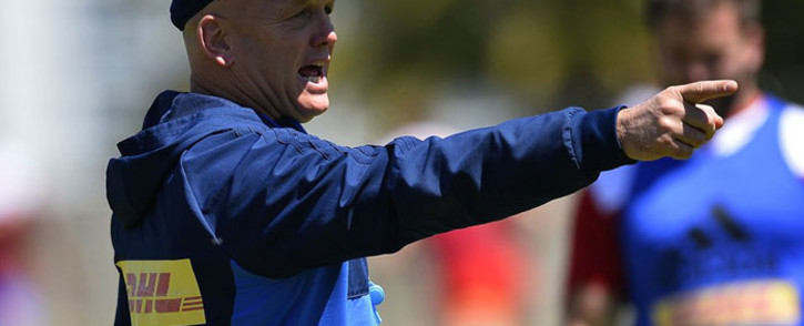FILE: Stormers coach John Dobson. Picture: @TheCurrieCup/Twitter